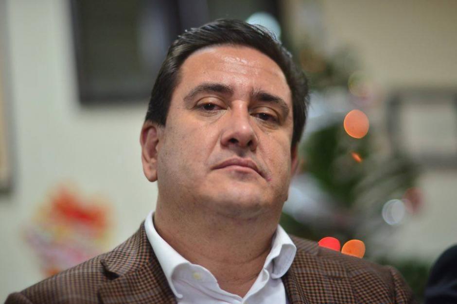 Gustavo Alejos Cámbara debe enfrentar a la justicia por los delitos deasociación ilícita, cohecho activo y tráfico de influencias. (Foto: Jesús Alfonso/Soy502)
