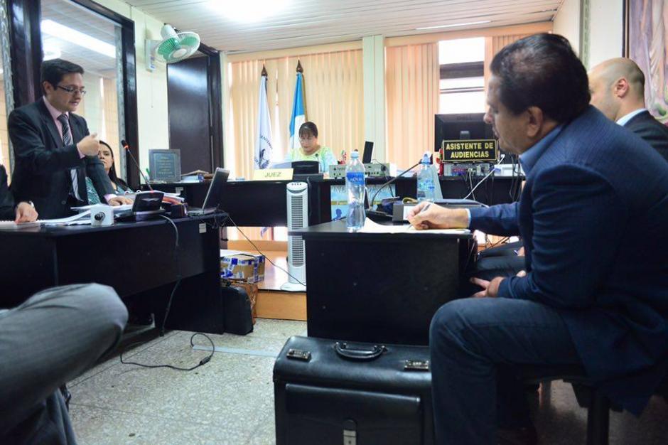 La Fiscalía Especial Contra la Impunidad del MP expuso escuchas telefónicas entre Alejos y otros integrantes de la red donde se distribuían ganancias. (Foto: Jesús Alfonso/Soy502)