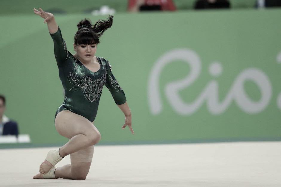 Internautas mostraron su apoyo a la gimnasta mexicana. (Foto: www.rudopolis.com)