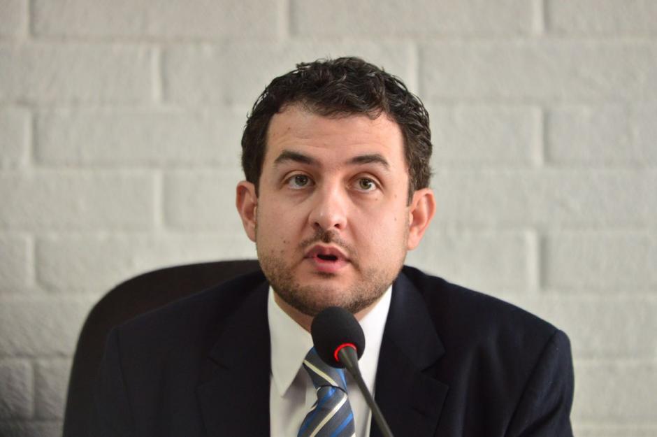 Aizenstatd propone recibir un pago para el Estado de Guatemala en compensación por el negocio anómalo. (Foto: Jesús Alfonso/Soy502)