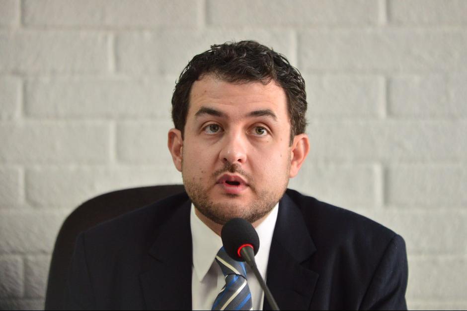 Alexander Aizenstatd decidió prescindir de Rualdo Leonel Leal de urgencia. (Foto: Jesús Alfonso/Soy502)