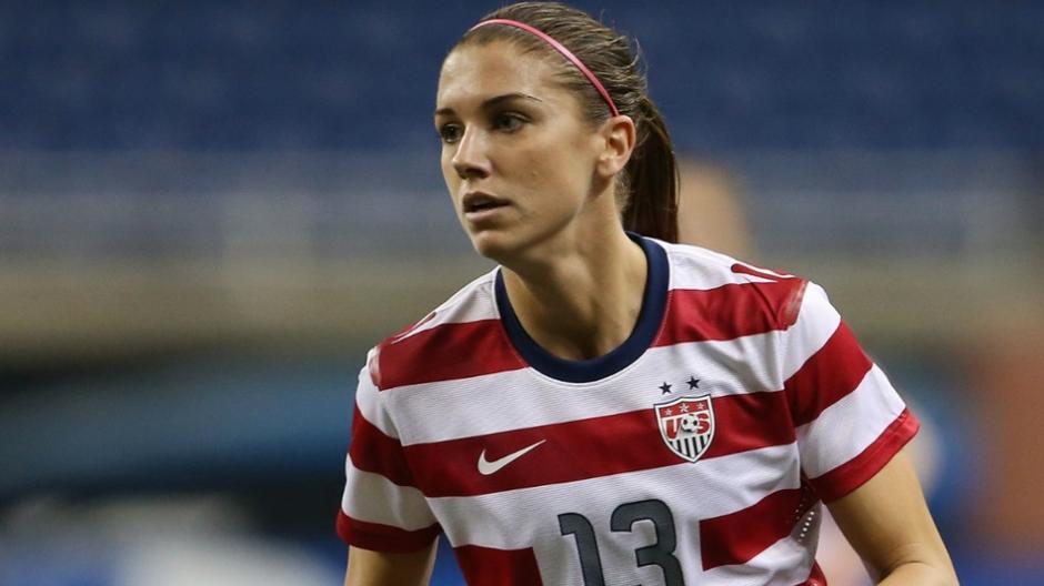 """Alex Morgan y cuatro jugadoras más de la selección femenina de EE.UU., demandaron a su federación por """"discriminación salarial"""""""