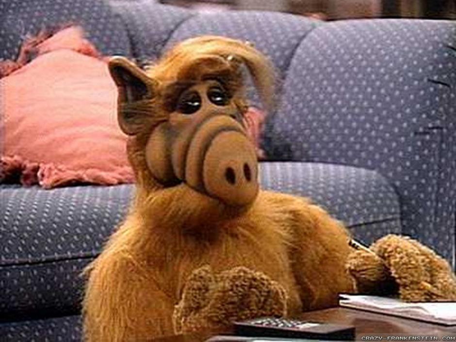 Alf era la famosa serie televisiva de los años 80. (Captura de pantalla: Youtube)