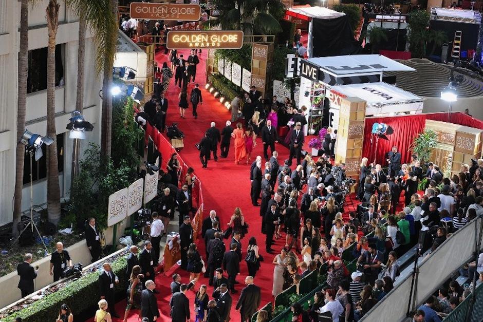 Las alfombras rojas de la temporada de premios son el evento más esperado por las fashionistas y conocedores de la moda, las estrellas brillaron en los Golden Globes 2014. (Foto: AFP)