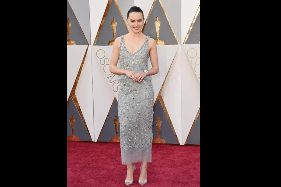 Daisy Ridley. (Foto: AFP)