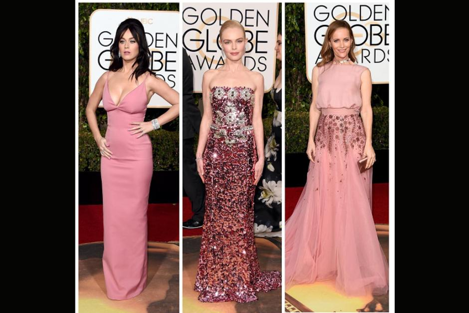 Katy Perry, Kate Bosworth y Leslie Mann.