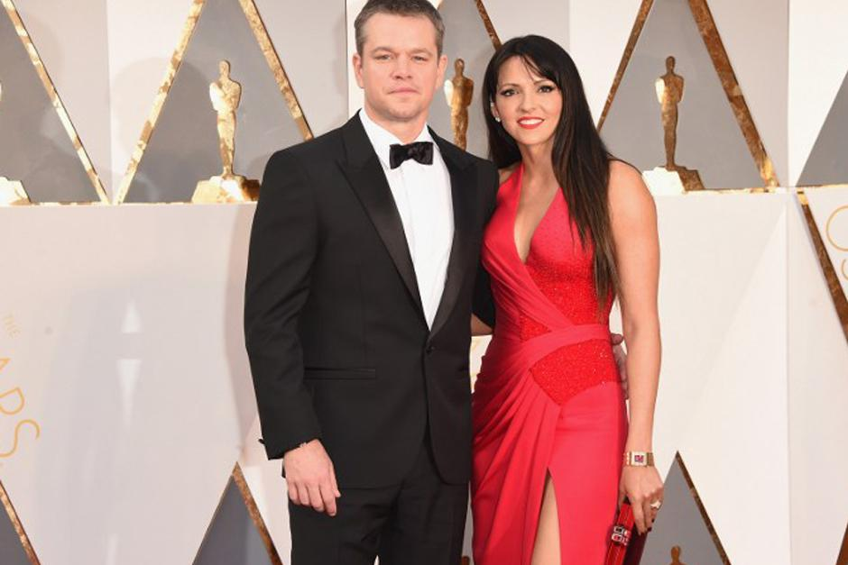 Matt Damon. (Foto: AFP)