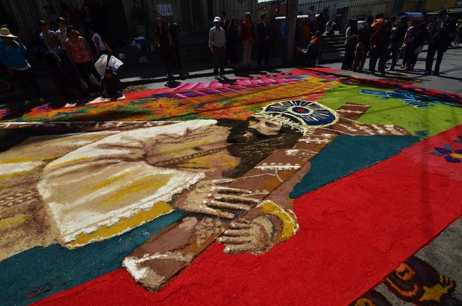 La obra está dirigida por Jorge Corleto. (Foto: Selene Mejía/Soy502)