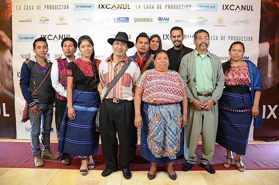 La luz del elenco de esta gran historia se reflejó en el lugar. (Foto: Selene Mejía/Soy502)