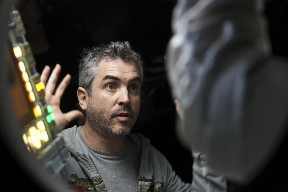 Alfonsó Cuarón es el primer mexicano en ganar el Óscar a mejor director. (Foto: AFP)
