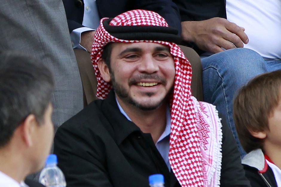 El príncipe jordano pidió que las elecciones se pospongan, reclamando falta de garantías para la transparencia del proceso. (Foto: canaldenoticia.com)