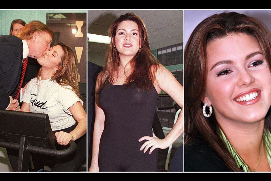 Alicia fue criticada por Trump por su aumento de peso. (Foto: Archivo)