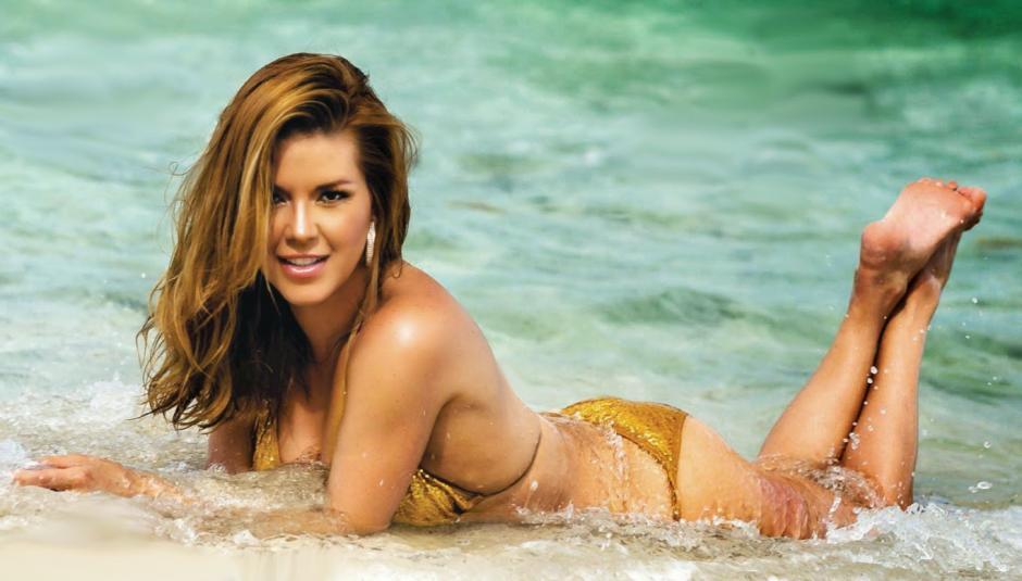 La venezolana Alicia Machado comparte fotografías con sus seguidores en Instagram. (Foto:notiminuto.com)