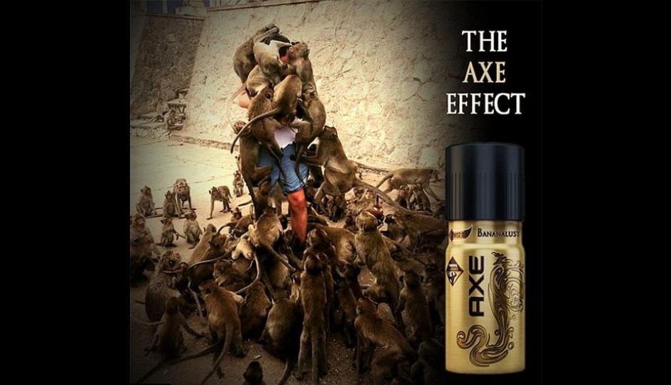 El efecto de un desodorante. (Foto: Perú.com)