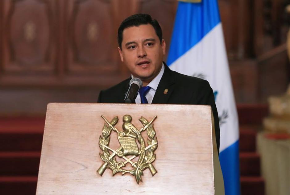 Allan Martinez Mont tiene un salario mensual de 25 mil quetzales. (Foto:  Allan Martinez Mont/Facebook)