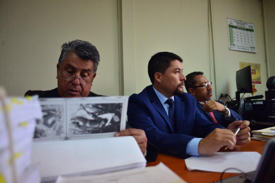 Sin embargo, el juez decidió darle arresto domiciliario y continuará como alcalde de Santa Catarina Pinula. (Foto: Jesús Alfonso/Soy502)