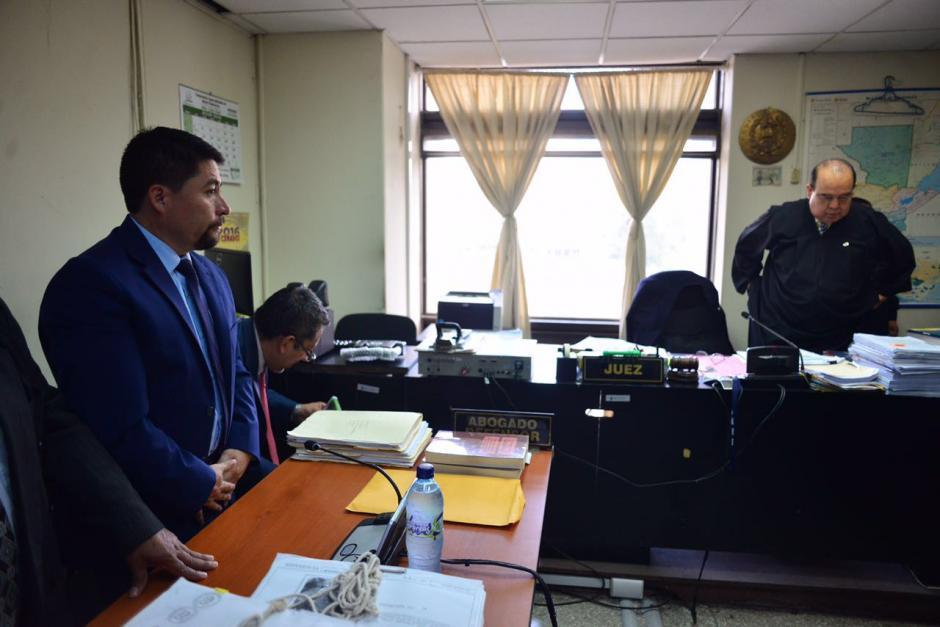 Al alcalde se le acusa de homicidio culposo. (Foto: Jesús Alfonso/Soy502)