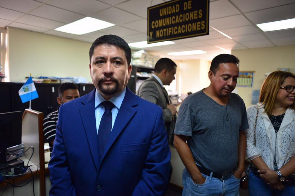 Víctor Alvarizaes deberá enfrentar a la justicia por la tragedia de El Cambray II. (Foto: Jesús Alfonso/Soy502)