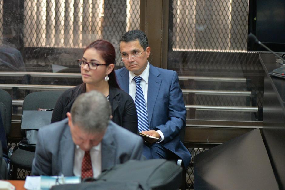 Álvaro Mayorga uno de los propietarios de Conasa enviado a prisión provisional. (Foto: Wilder López/Soy502)