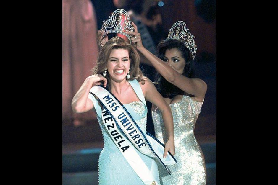 Alicia Machado fue Miss Universo 1996. (Foto: Archivo)