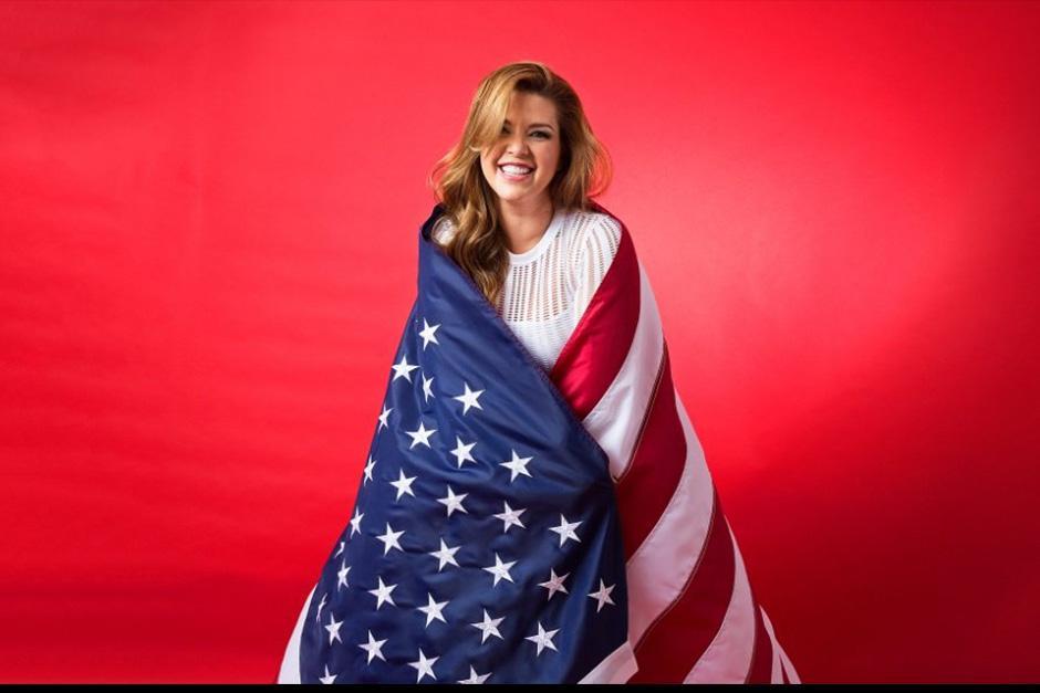 La ex Miss Universo, defendida por Hillary Clinton en el debate presidencial. (Foto: Archivo)