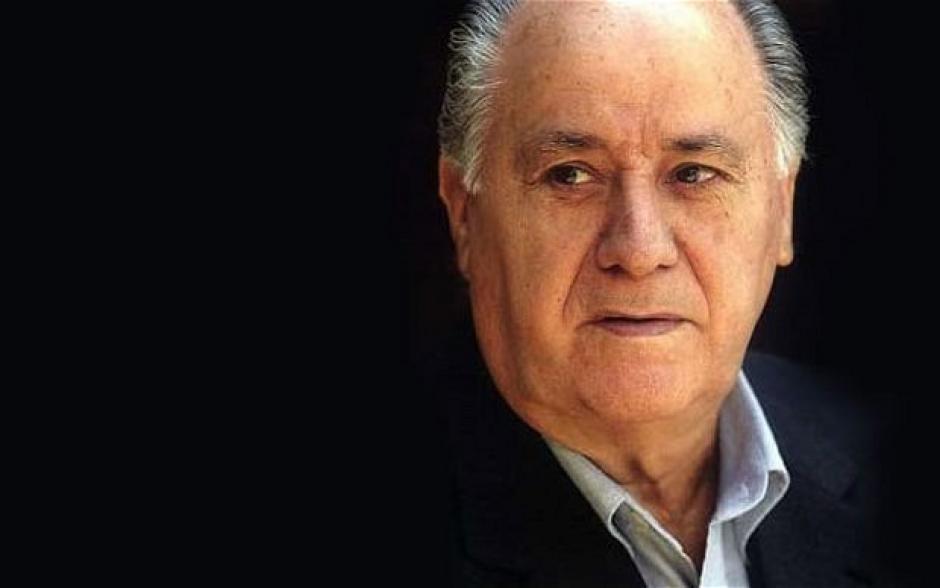 El magnate español fundador de Zara escaló hasta la segunda posición. (Foto: Forbes)