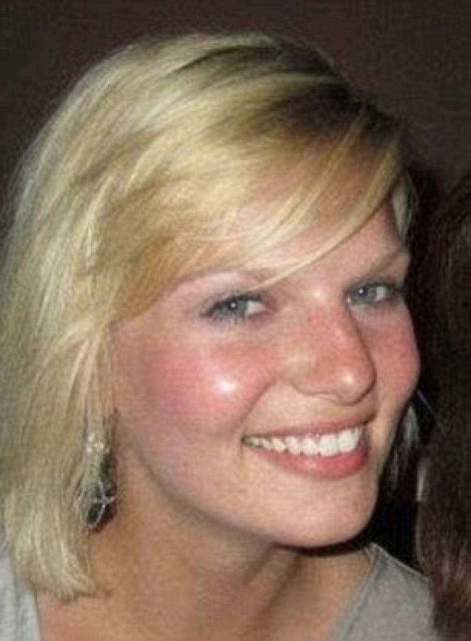Amanda Dreier tiene 27 años y es maestra de inglés. (Foto: Daily Mail)