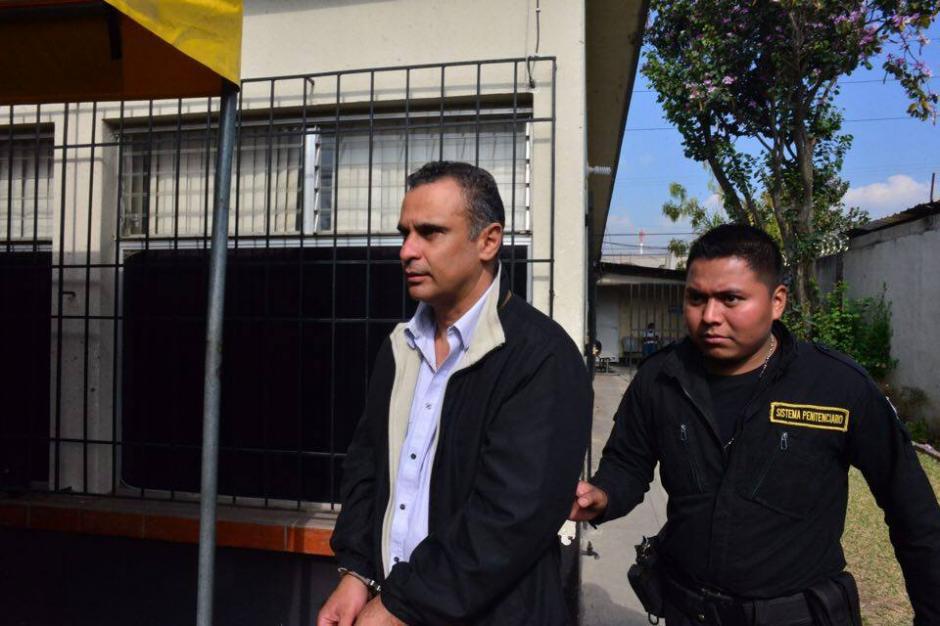 Mario Baldetti está implicado en este caso de corrupción. (Foto: Jesús Alfonso/Soy502)