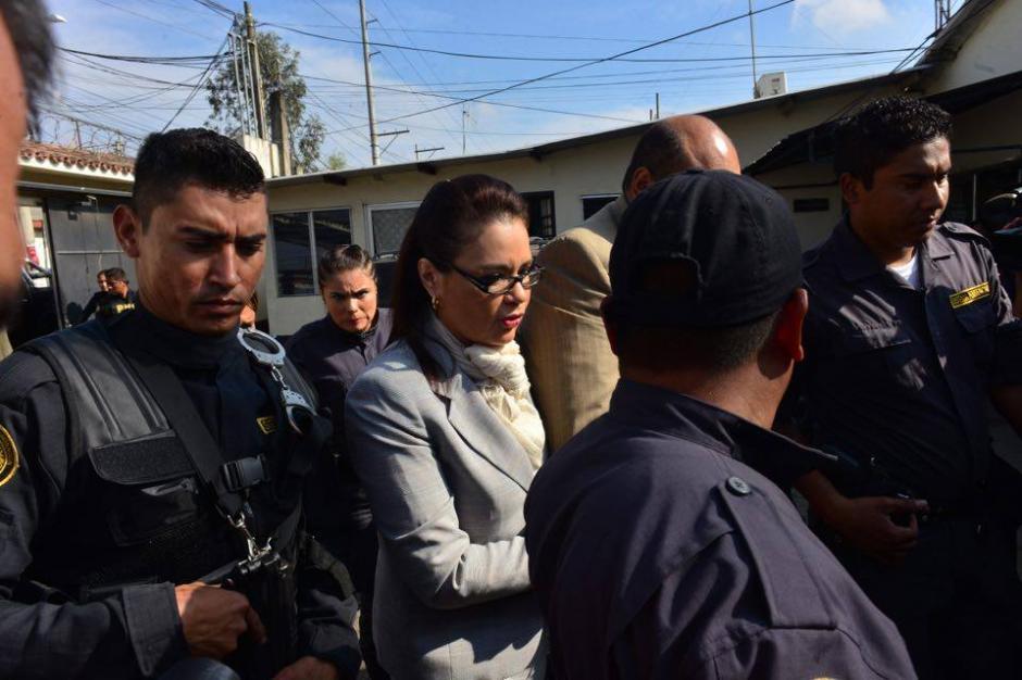 Roxana Baldetti enfrenta un segundo proceso penal por corrupción. (Foto: Jesús Alfonso/Soy502)