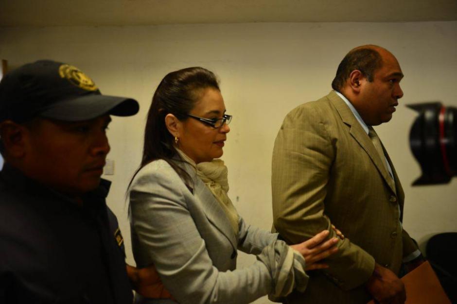 Roxana Baldetti fue ligada a proceso por delitos de asociación ilícita, fraude y tráfico de influencias. (Foto: Jesús Alfonso/Soy502)