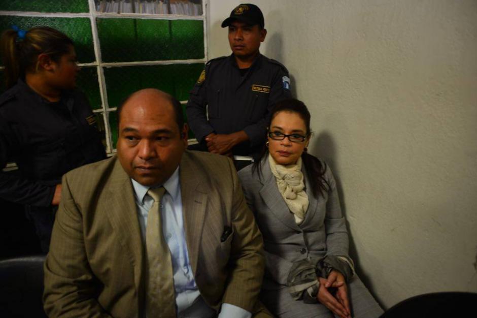Roxana Baldetti también esta acusada de corrupción en el caso La Línea. (Foto: Jesús Alfonso/Soy502)