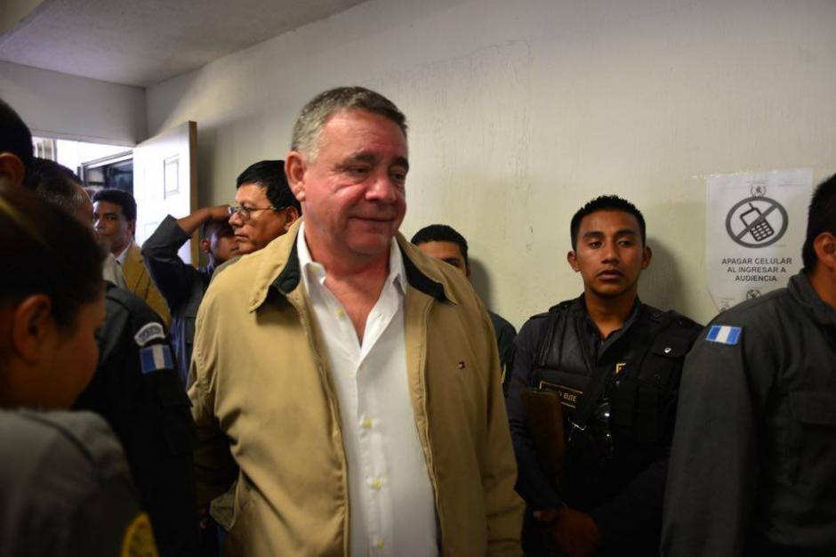 Hugo Roitman (Uri) fue ligado por asociación ilícita y cohecho activo. (Foto: Jesús Alfonso/Soy502)