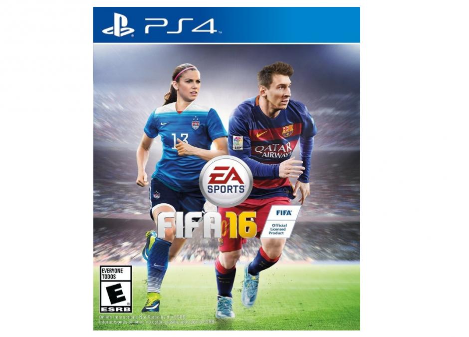 El popular videojuego FIFA 16.  (Foto: Amazon Prime Day)