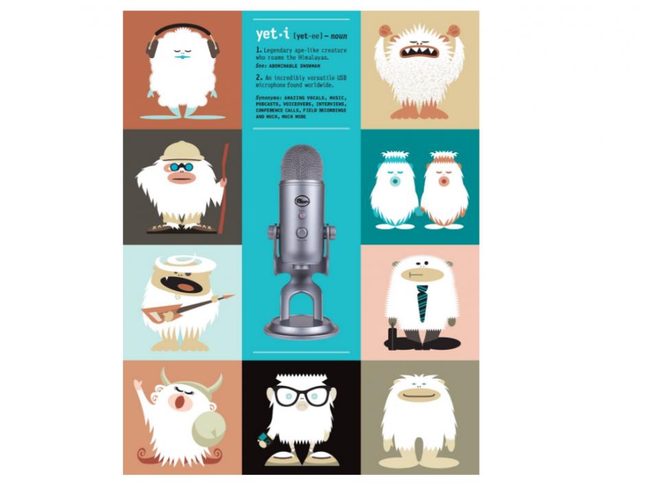 Entre las ofertas se encuentra el micrófono Blue Yeti ideal para podcasting. (Foto: Amazon Prime Day)