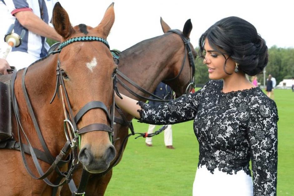 Se casó con Al Waleed Bin Talal en 2008 y aunque en 2013 se divorciaron, sigue siendo una princesa saudí. (Foto: ameerahtaweel.tumblr.com)