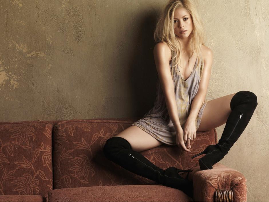 Shakira es extorsionada con supuesto video íntimo. (Foto: Internet)