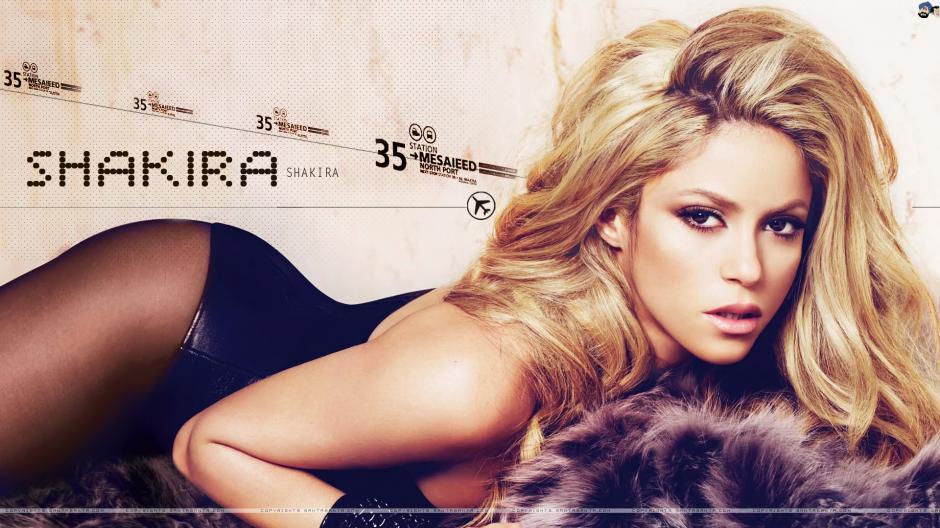 No es la primera vez que la sensual Shakira pasa por esta situación.(Foto: Internet)