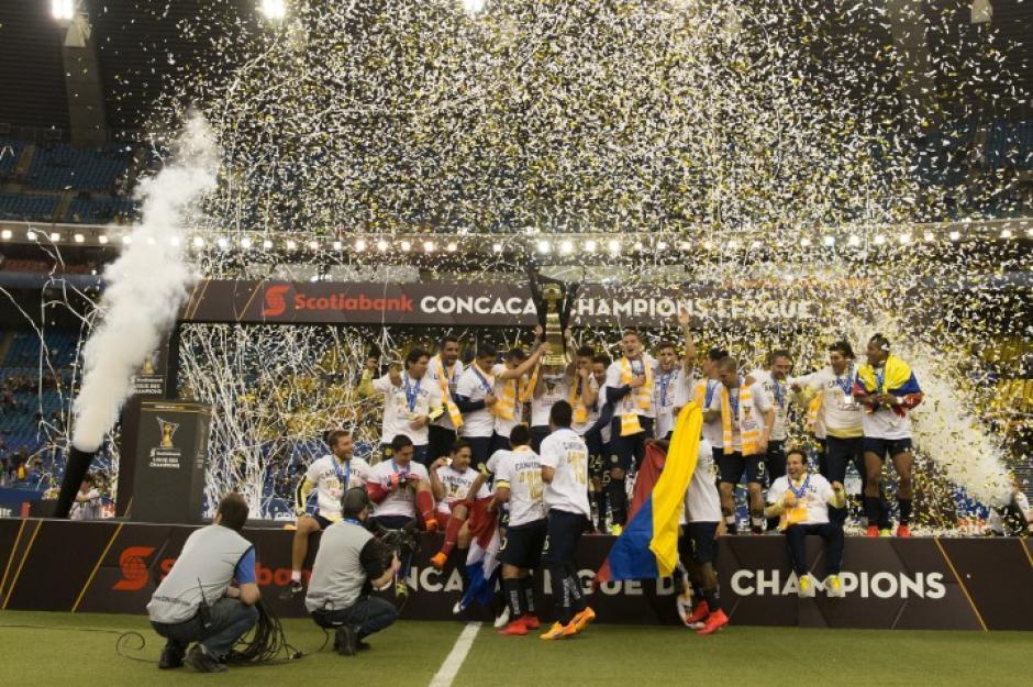 América volverá a jugar el Mundial de Clubes tras su título de Concacaf. (Foto: entiemporealmx.com)