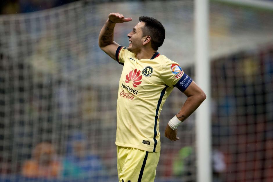 Rubens Sambueza es uno de los referentes del club americanista. (Foto: univision.com)