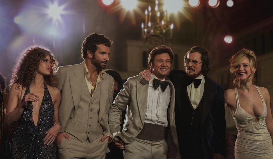 American Hustle: dos estafadores son reclutados por la policía para internarse en la mafia. (FOto: Bussinesinsider)