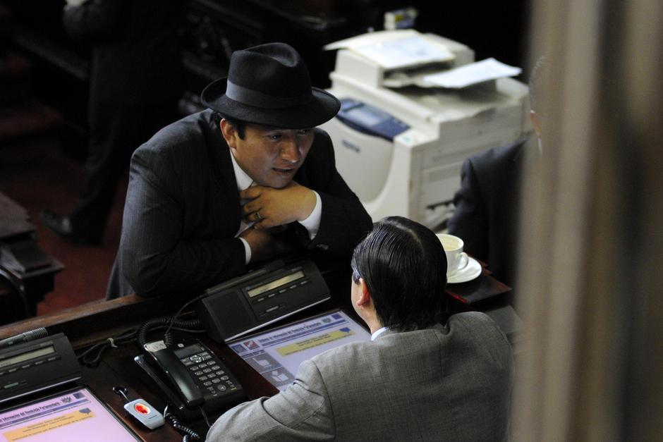 Amílcar Pop enfrenta un proceso de antejuicio por supuesta obstrucción de justicia. (Foto: Archivo/Soy502)