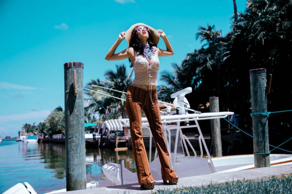 Su blog se llama Aminta Online. (Foto; Aminta Online)
