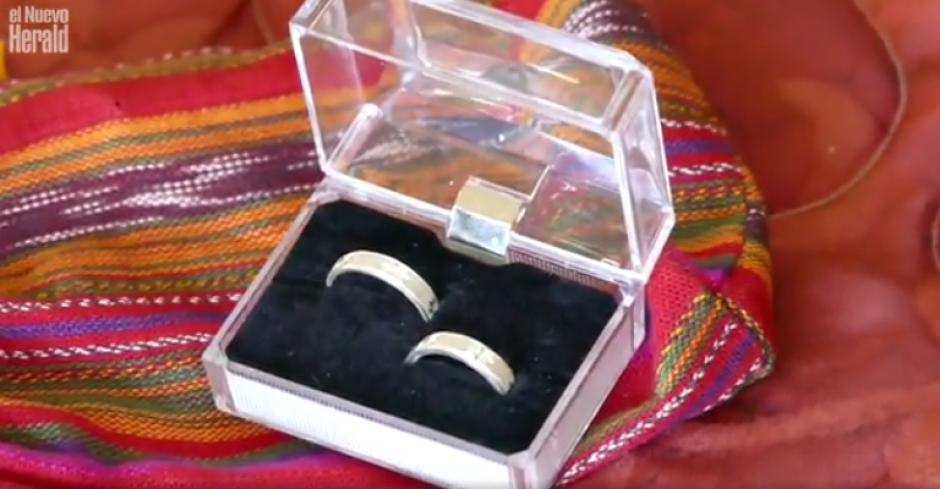 Una mujer guatemalteca de 80 años decidió dar el sí a su amado. (Imagen: captura de YouTube)