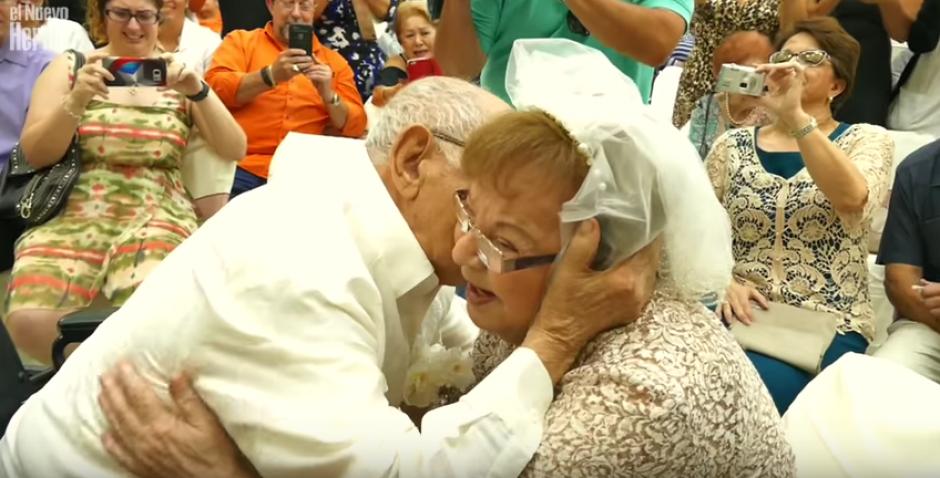 Este amor es a prueba de todo. (Imagen: captura de YouTube)