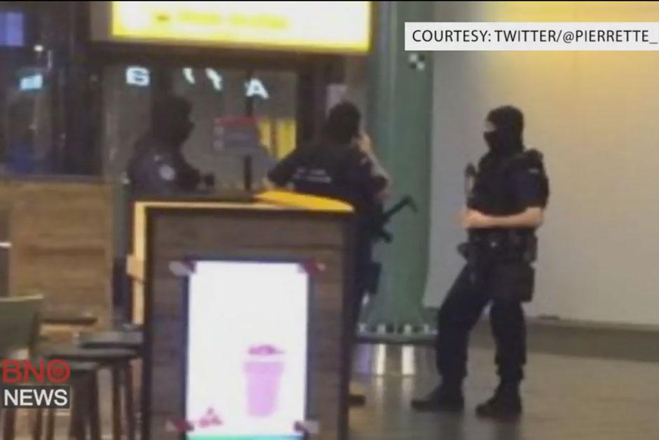 El aeropuerto internacional Schiphol de Ámsterdam fue cerrado por una falsa alarma. (Foto: EFE)