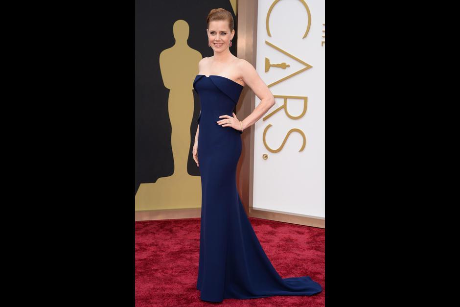 El estilo de vestido más usado fue el estraple en corte sirena. (Foto: E!)