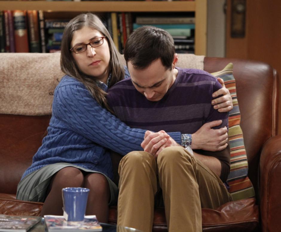 Amy Farrah Fowler es la novia de Sheldon Cooper. (Foto: The Geekly Insider)