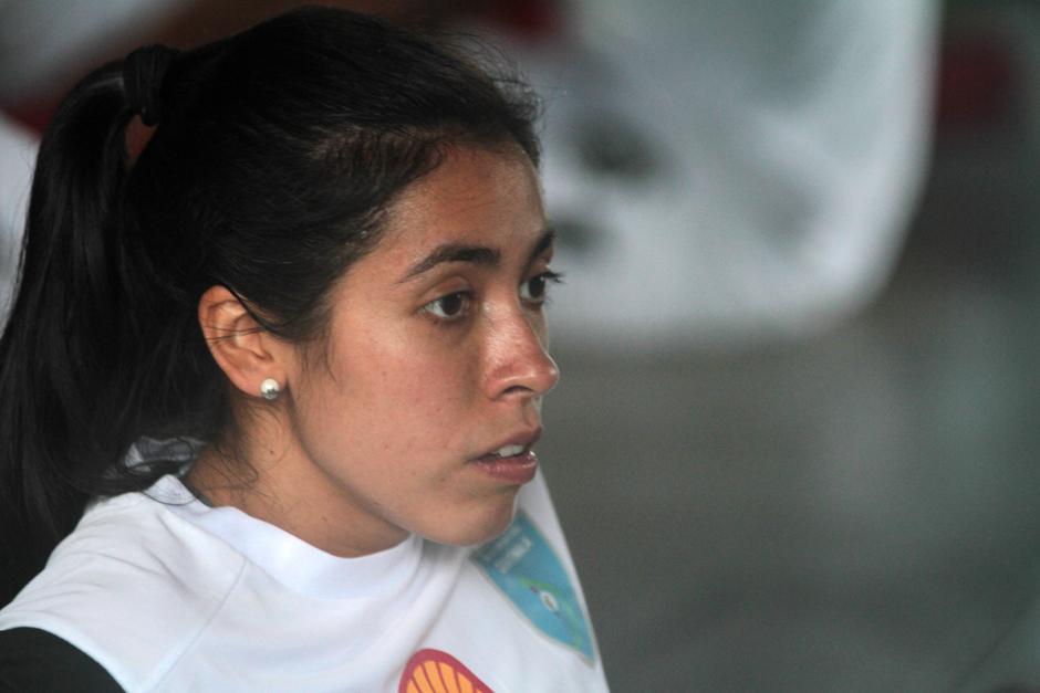 Ana Lucía Martínez entreno selección foto 04