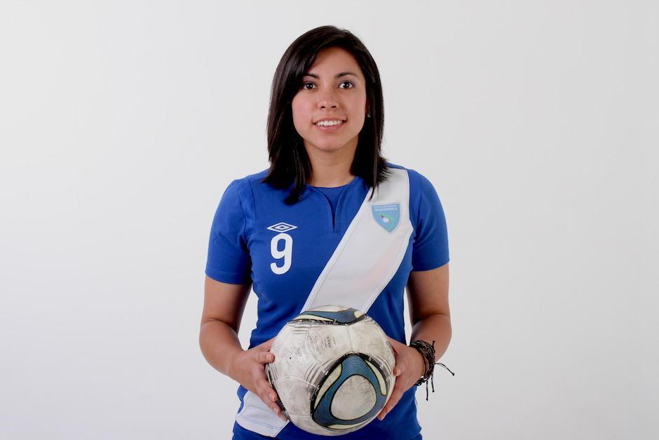 La guatemalteca espera que el resultado sea positivo para las esperanzas clasificatorias de la Selección. (Foto: Archivo/Soy502)