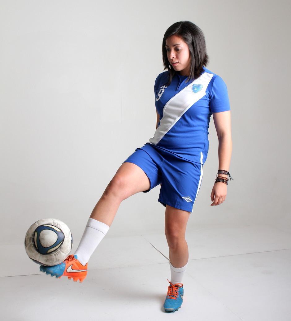Ana Lucía jugó la temporada anterior con el Rayo Vallecano. (Foto: Soy502)